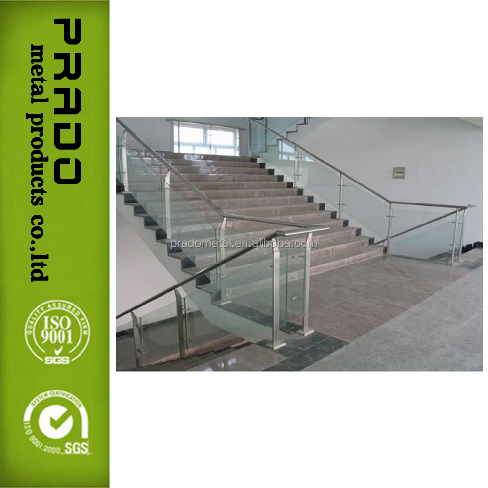 Interior and Exterior Stair Led Handrail