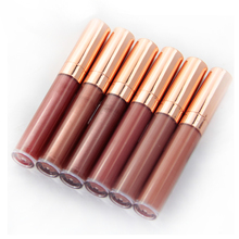 Your Own Logo Matte Color Shining Lipstick And Lipgloss