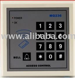 digital keypad with rfid controller