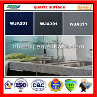 30mm Quartz Stone Quartz Surface Material Kitchen Worktop