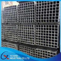 Q235 40*40mm fense material square steel pipe