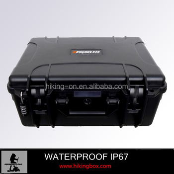 China Plastic waterproof Tool Case