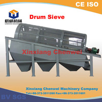 Chenwei series High efficiency and factory price compost screen trommels for sale