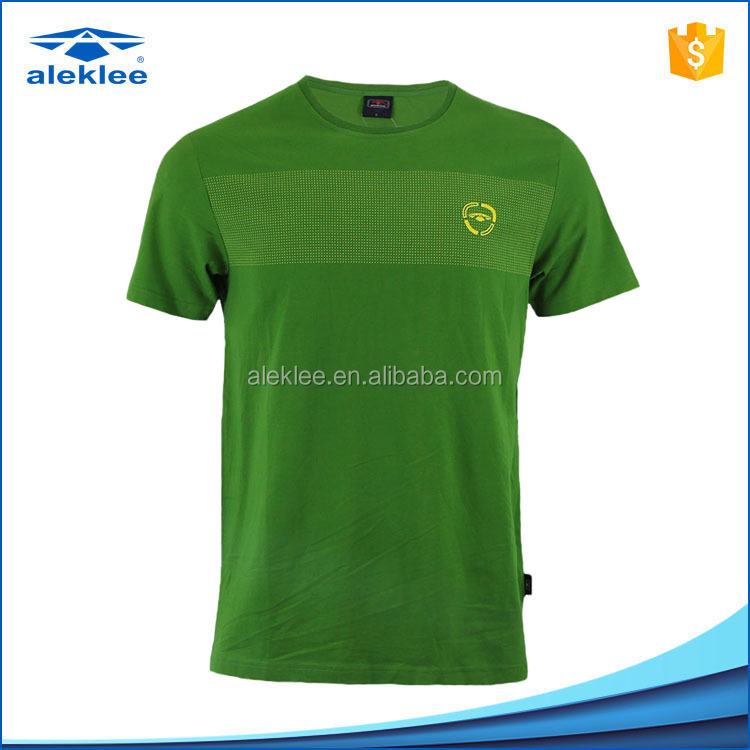 Fashion Dry Fit Custom Mens O-Neck T Shirts with Printing Design