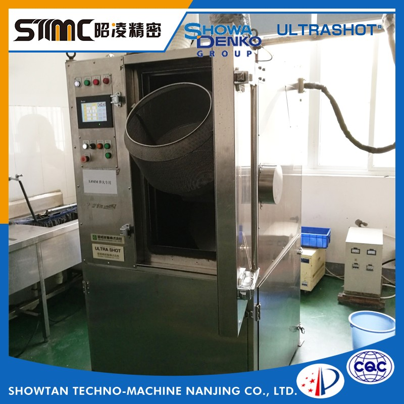 sophisticated rubber cutting machine freeze rubber deburring machine