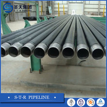 As your wish Surface Treatment and Round Section Shape conductor casing pipe