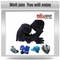 2013 Winter Fashion Knitted Hat Scarf Gloves Set