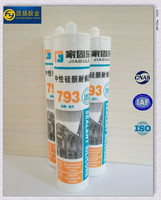 Advanced Weatherproof Mastic Silicone Sealant Construction Glue