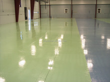 Maydos self-leveling impact resistance epoxy flooring for hardware factory floor