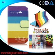 For Samsung Galaxy S4 Active Flip Cover Wholesale Printed Stand Wallet Leather Case Cover For Samsung Galaxy S4 Active I9295