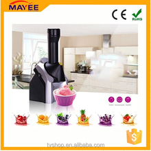 2017 hot sale DIY home fruit yoghourt ice cream maker with CB CE as seen on TV kitchen appliance for kids