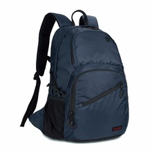 2018 600D Polyester Sports Backpack leisure school backpack bag college mochilas with computer pocket
