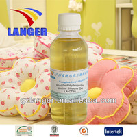 Modified Hydrophilic Amino Silicone Oil