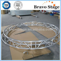 Aluminium triangle circle\curved\arch spigot lighting truss