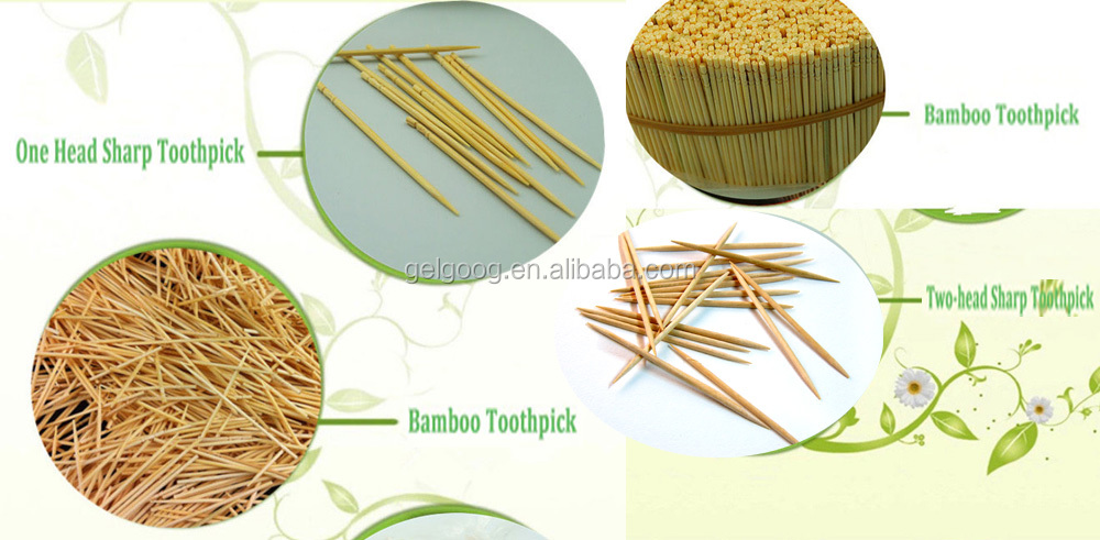Cheap Price Machine to Make Toothpicks Wooden Tooth Pick Production Bamboo Toothpick Making Machine for Sale