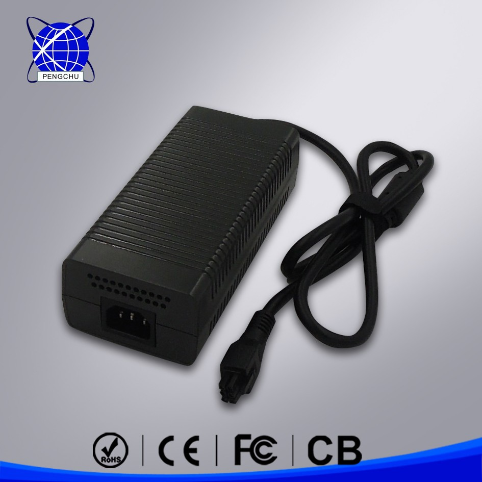 24v 6.25a modem power supply 150w with PCIE 6 PIN