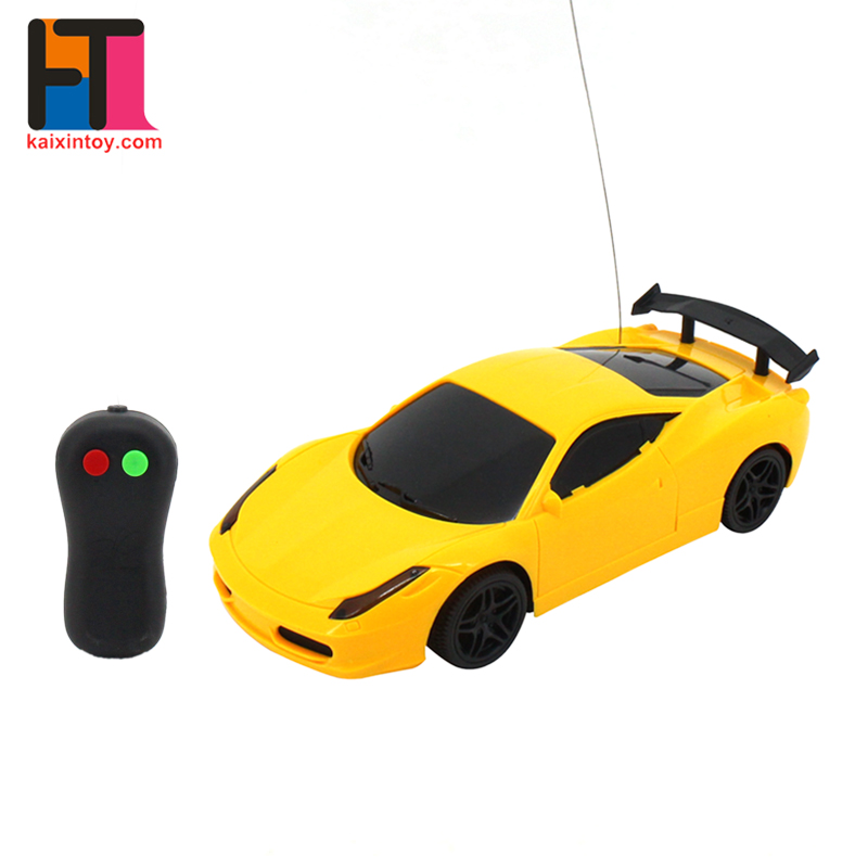 import china goods realistic model toy 2ch 1:22 scale shenzhen rc car for wholesale
