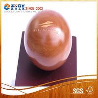 sandalwood ball ,round large wooden craft ball