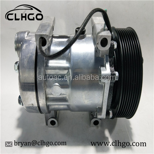 New VOLVO 7403352 8113628 8191892 85000315 20587125 85000458 5001867206 50 AC compressor for VOLVO RENAULT ACTROS tractor unit