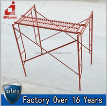 Factory Wholesale Different Size Tubular Steel H Frame Scaffolding