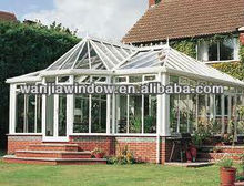 cost effective insulated glass rooms