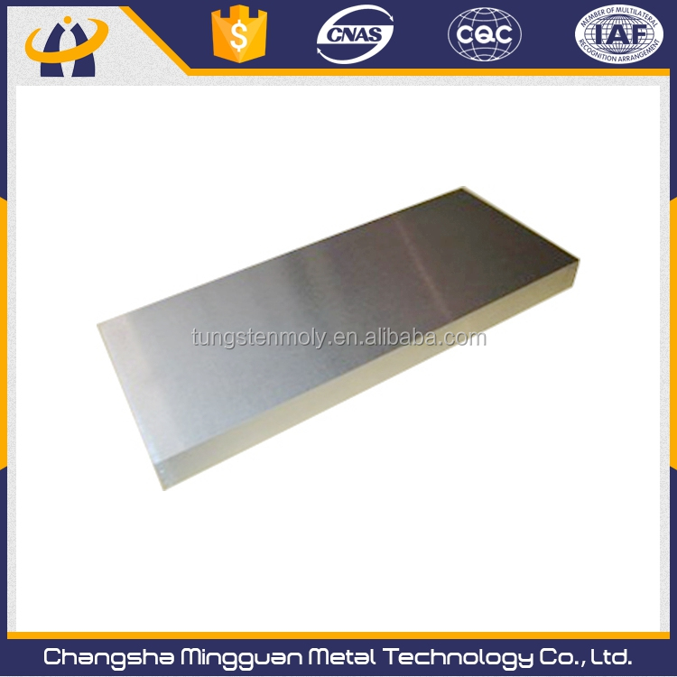 Newest new arrival molybdenum alloy for car part