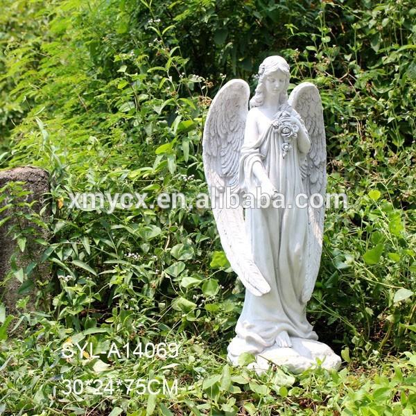 Ext rieur sexy d coratif de jardin statue de f e pour la vente statues id de produit - Statue de jardin en resine ...