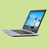 chic 11 inch new style ultra-thin rotate laptop made in China mini laptop with touch sceen and 320GHDD