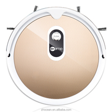 E3-Luxe Gold Sweeping Robot wireless Vacuum Cleaner