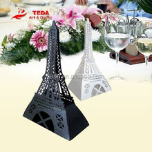 Eiffel Paris sweets gift candy chocolate packaging box in French theme wedding