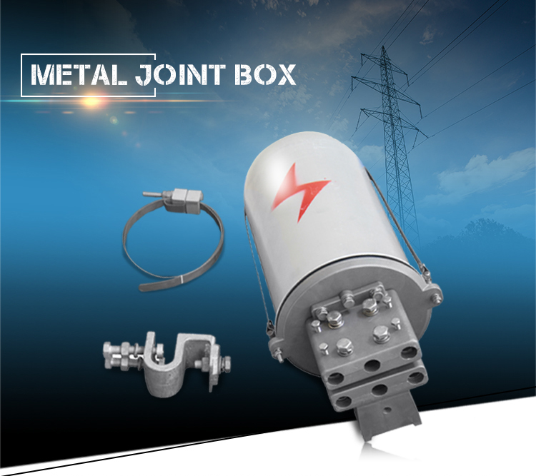 electric power hardware, OPGW cable joint box (cap type)