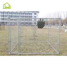 Hot Sale Big Dipped Galvanized Steel Outdoor Dog Kennel