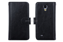 wallet leather flip cover for samsung galaxy s4 zoom c101cell phone case