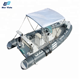 CE New Products RIB 520 China Factory Hypalon Inflatable Rib Boat With Motor