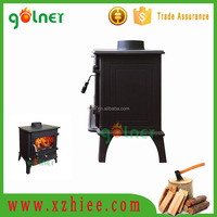 Freestanding Cast Iron Wood Stove, cast iron fireplace insert, fire king wood stove
