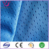 China polyester/nylon warp knitting bird eye mesh fabric for sportswear