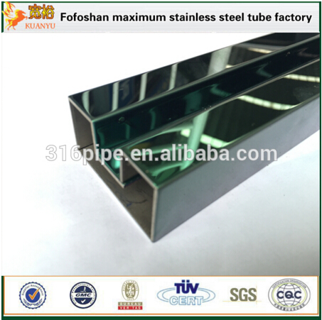Wholesale Stainless Steel Slot Tube Special Shape Welded Pipe Single U Channel Pipe