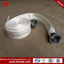 Flexible PVC PU lined 2.5 inch fire hose