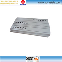 Galvanized sheet metal perforated stamping machine parts
