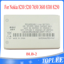 Battery BLB-2 BLB 2 for Nokia 6510 6590 6590i 6800 7650 8210 8250 8260 8265 8270