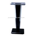 Acrylic Tapered Pedestal