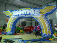 Promotional Event Advertising Cheap Outdoor Inflatable Arch, Inflatable Entrance Arch for Sale K4038