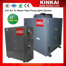 EVI System Air To Water Heat Pump Split