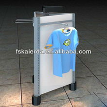Retail Brand Names Clothing Stores Display Stand