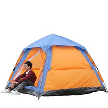 great outdoor works umbrella pop up auto camping round screen tent house