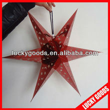 indoor party decoration paper star lanterns wholesale