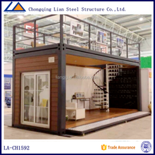 2015 Container Coffee Bar for Shopping Store