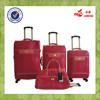Pink Color Baigou OEM Factory Luggage Bag Carry On Suitcase