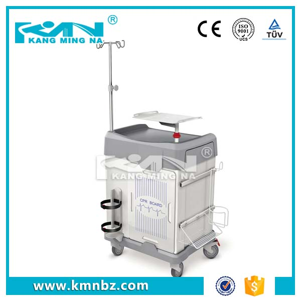 Luxurious Emergency Medical Trolley/Medication cart/Medical cart