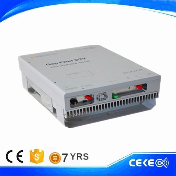 Digital transmitter for TV project transmiting repeater